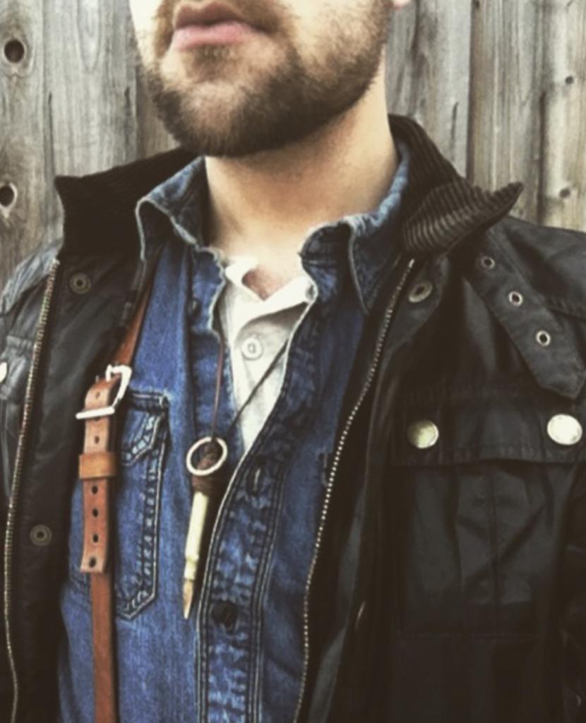 Tyson Lietz, actor, stylist