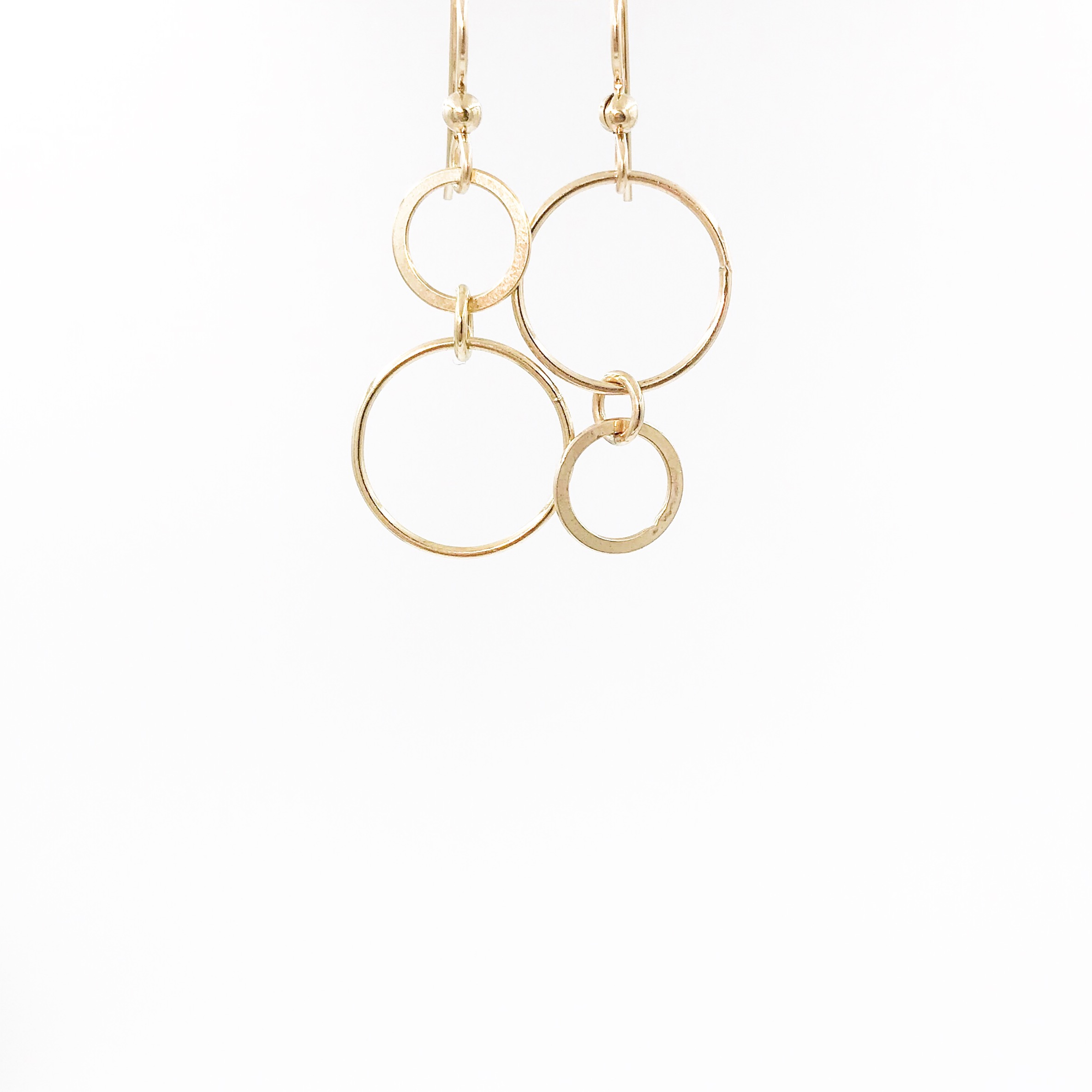 vuitton louis lockit mismatched earrings images